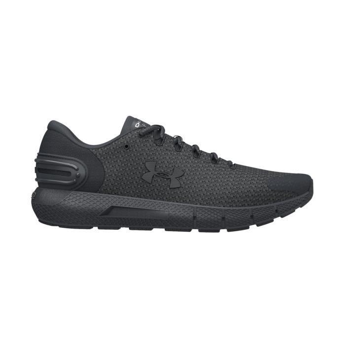 Chaussures de running de running Under Armour Charged Rogue 2.5 Reflect - noir/argenté/noir - 42