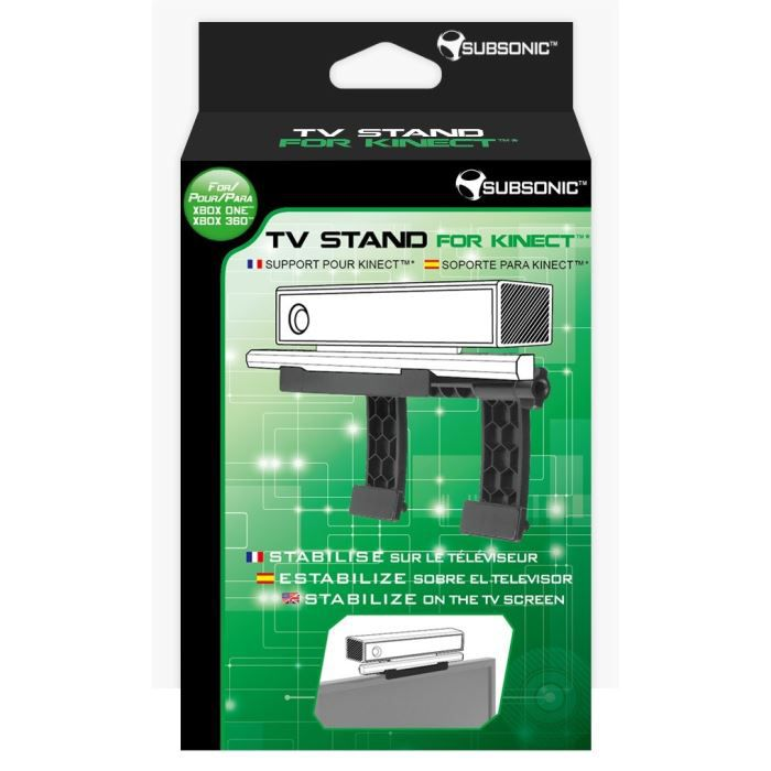 Support TV Kinect Subsonic SA5159 pour Xbox One