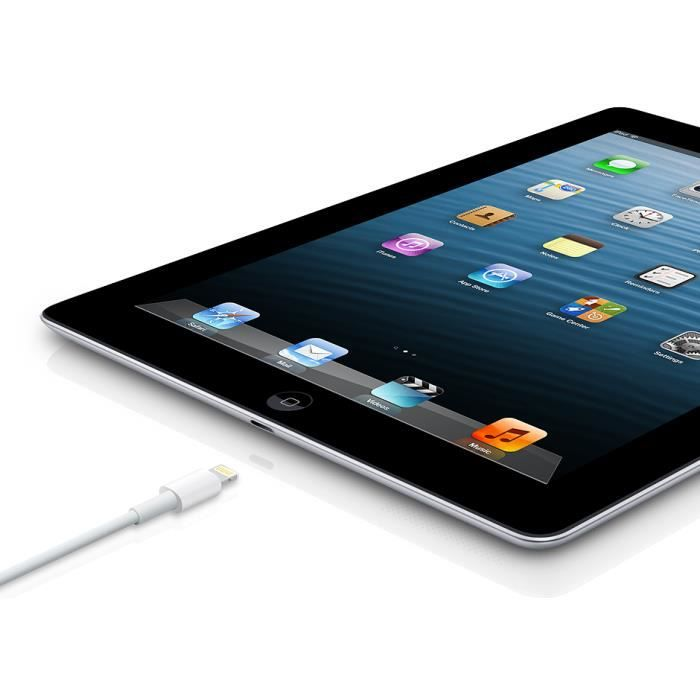 apple ipad 4 32gb wifi 32gb prix pas cher cdiscount. Black Bedroom Furniture Sets. Home Design Ideas