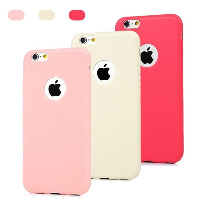 badalink 3 x coque iphone 6 6s case bumper coque d