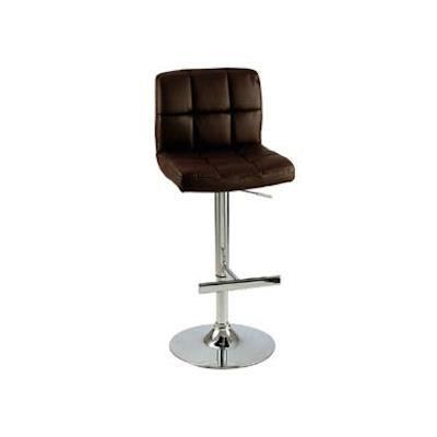 tabouret de bar tonight marron achat vente tabouret de. Black Bedroom Furniture Sets. Home Design Ideas