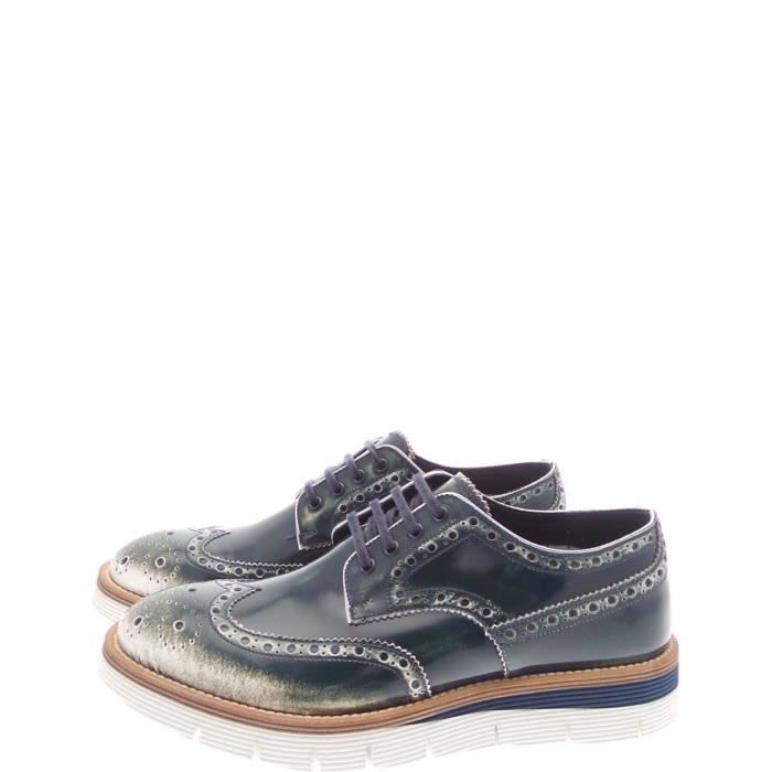 Barracuda Lace Shoes Homme Blue