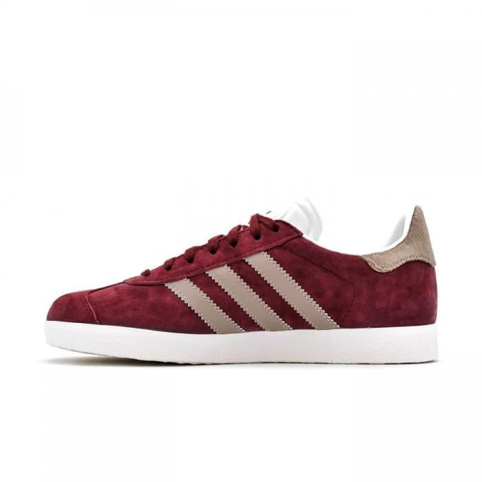 adidas Bordeaux BY9357 Achat Basket Gazelle Originals Rouge Ref SdwOYqw