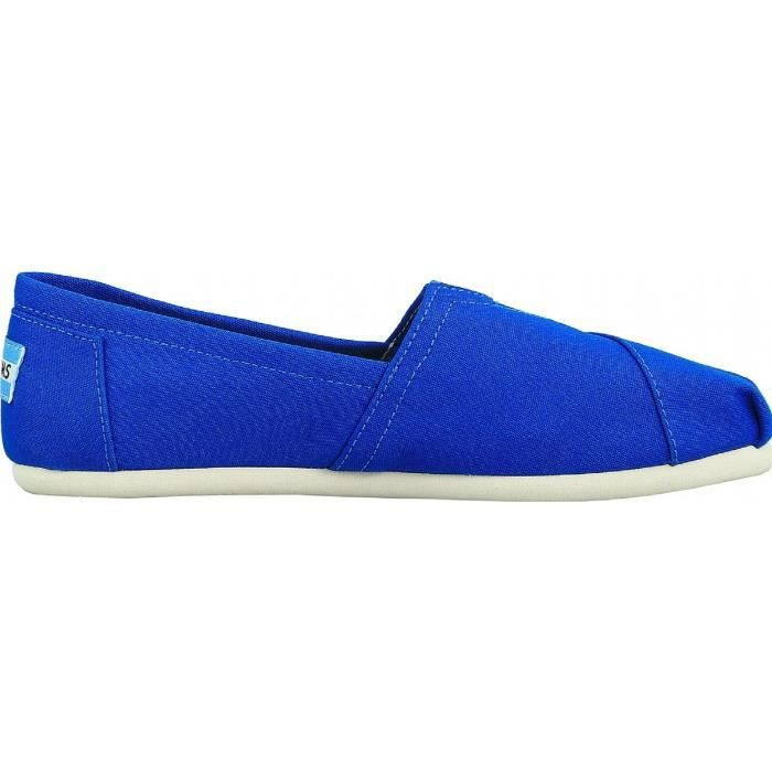 Toms Classics Canvas Slip-on Chaussures AB6MY Taille-39 aZb5iL4