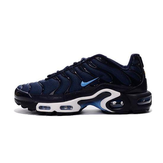 Nike Air Max Plus TN Bleu Marine - Cdiscount Chaussures