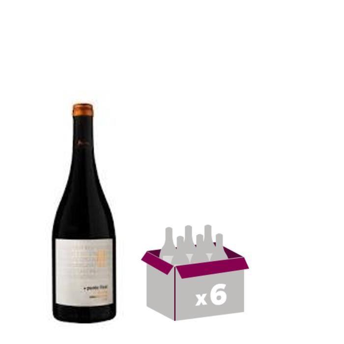 PUNTO FINAL Cabernet Franc Vin d'Amérique du Sud - Rouge - 75 cl x 6