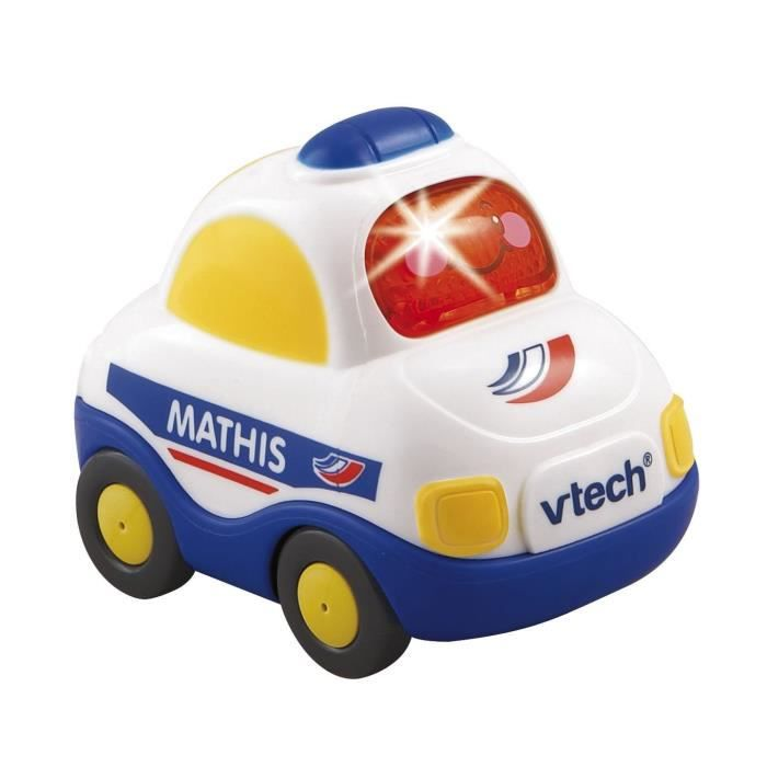 VTECH - TUT TUT Bolides Véhicules Mathis Attention poli...