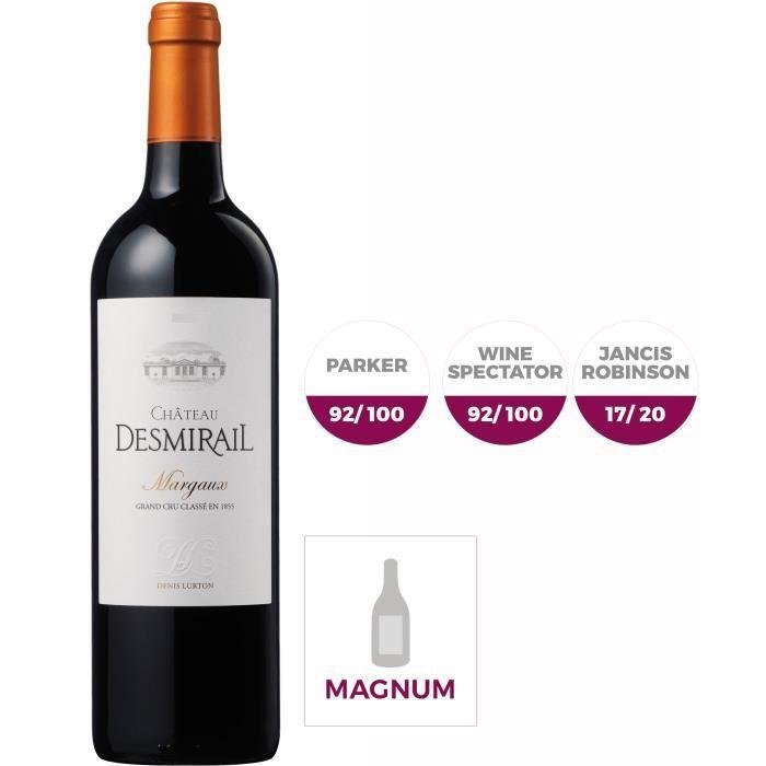 Magnum Château Desmirail 2015 Margaux - Vin rouge de Bordeaux