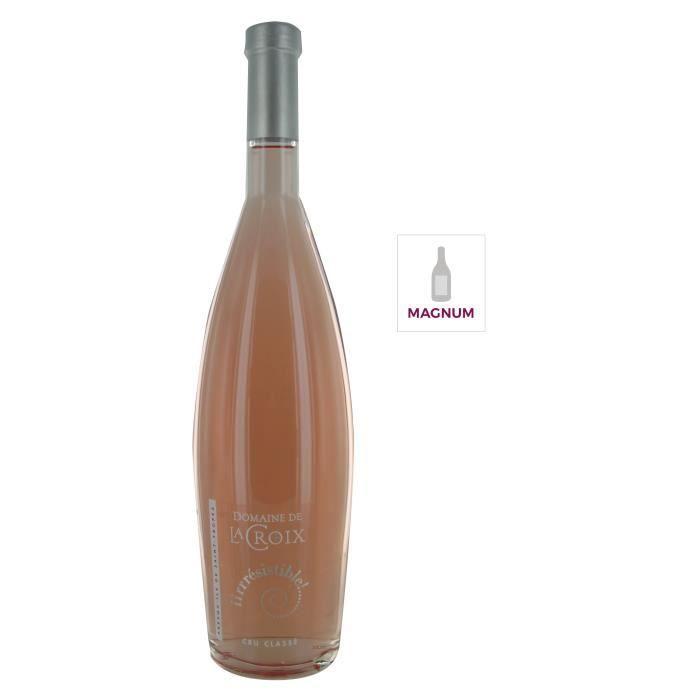 Magnum Domaine de La Croix 2017 Côtes de Provence - Vin rosé de Provence
