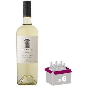 VIN BLANC LEYDA RESERVA 2015 Sauvignon Vin du Chili - Blanc