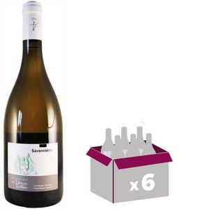 VIN BLANC Domaine des Deux Vallées 2017 Savennieres - Vin bl