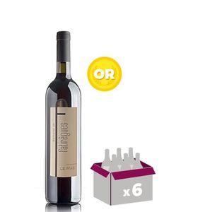 VIN ROUGE Domaine de Fabrègues Le Mas 2015 Languedoc - Vin r