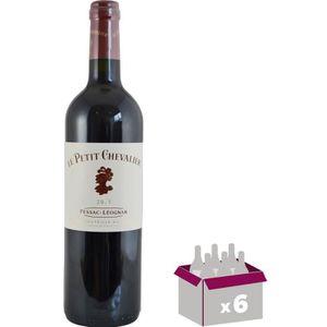VIN ROUGE Le Petit Chevalier 2015 Pessac-Léognan - Vin rouge
