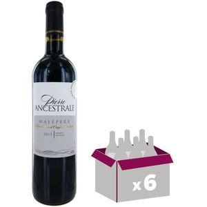 VIN ROUGE Pierre Ancestrale 2015 Malepère - Vin rouge du Lan