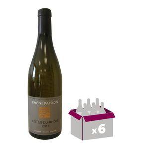 VIN BLANC Les Vins de Vienne Rhône Passion Côtes du Rhône 20