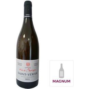 VIN BLANC CLOS DE CHEVIGNE 2015 Saint Véran Vin de Bourgogne