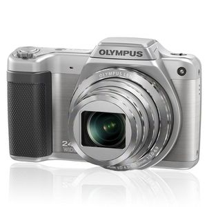 APPAREIL PHOTO COMPACT OLYMPUS SZ-15 Argent - Compact 16 MP Zoom 24x
