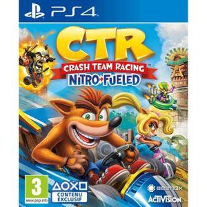 JEU PS4 Crash Team Racing Nitro Fueled Jeu PS4