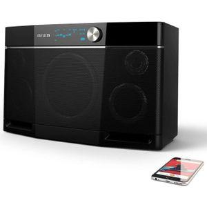 ENCEINTE NOMADE Aiwa Exos-9 Enceinte Bluetooth, Boombox Extérieure