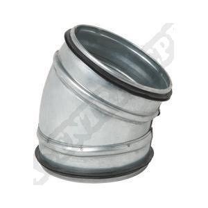 Conduit BIOTEN inox//galva 250mm D80//125 470380