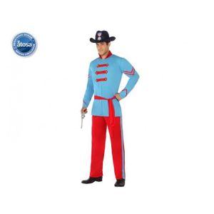 DÉGUISEMENT - PANOPLIE Costume Adulte Soldat Americain Taille M/L