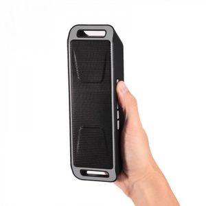 ENCEINTE NOMADE Beau Portable Enceinte rouge Electronique MALLOOM