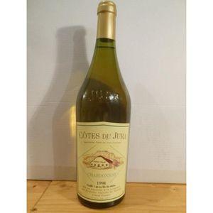 VIN BLANC côtes du Jura Fruitiere Vini Voiteur chardonnay Fu