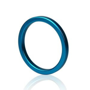 ANNEAU - COCKRING TO Steel Penis Ring Male Delaying Ejaculation Last