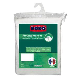 PROTÈGE MATELAS  DODO Protège-matelas Alèse imperméable Jade 160x20