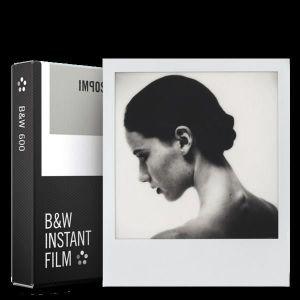 PAPIER PHOTO INSTANTANE Impossible - 4516 - Nouveau : pellicule N&B pour A