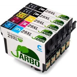 CARTOUCHE IMPRIMANTE Cartouches d'encre compatible Epson 29 XL Noir/Cya