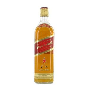 WHISKY BOURBON SCOTCH Johnnie Walker Red Label