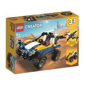 ASSEMBLAGE CONSTRUCTION Jeu de construction LEGO Creator Le buggy des dune