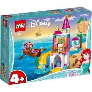 ASSEMBLAGE CONSTRUCTION LEGO® 4+ Disney Princess™ 41160 Le Château En Bord
