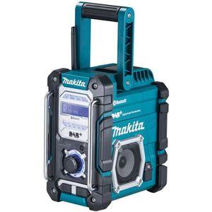 ACCESSOIRE MACHINE Makita DMR112 Radio de chantier 7,2 à 18 V Li-Ion