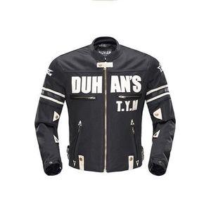 BLOUSON - VESTE DUHAN Moto Veste moto D'été Body Armour Équitation