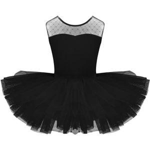 TUTU - JUSTAUCORPS Tutu de Danse Ballet Classique Enfant Fille Manche