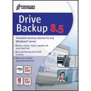 ANTIVIRUS À TELECHARGER Drive Backup Server Edition 8.5 - 1 poste