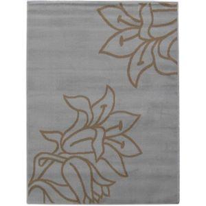 TAPIS PARADISE Tapis de salon Gris-Taupe 160x230 cm