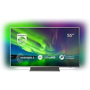 Téléviseur LED TV intelligente Philips 55PUS7504 55' 4K Ultra HD