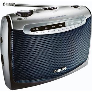RADIO CD CASSETTE PHILIPS AE2160 Radio portable