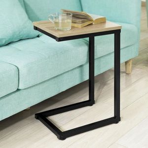 TABLE D'APPOINT SoBuy® FBT44-N Table d'Appoint Moderne Table Basse