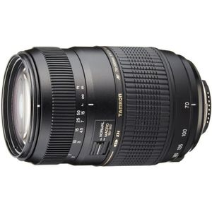 OBJECTIF Zoom TAMRON - 70-300 DI LD NIKON • Optique et flas