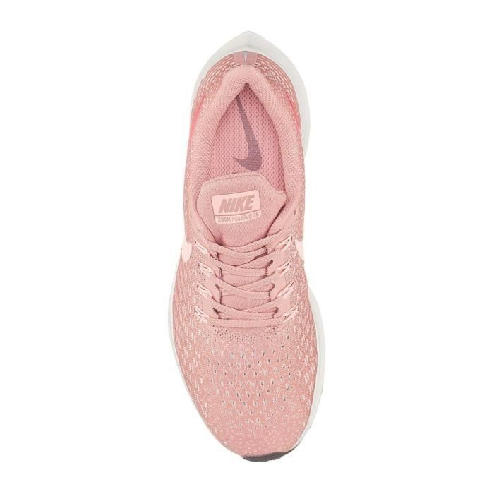 NIKE Baskets de running Air Zoom Pegasus 35 - Femme - Rose ...