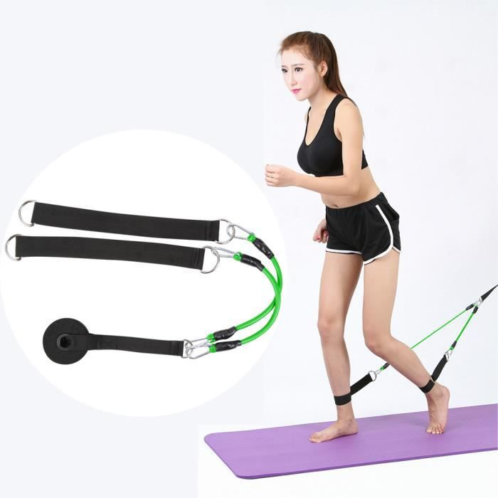 Entraîneur de jambe multifonctionnel Entraîneur de jambe Entraînement de la force des jambes Produits de fitness à domicile