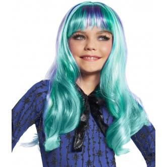 Perruque Twyla Monster High™ fille