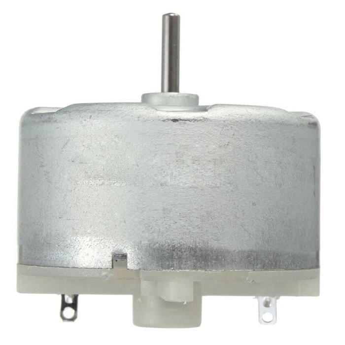 Nouveau Mini moteur DVD électrique RF 500TB 12560 6V 4000RPM 32x16mm DC 3V 12V CHANCELIERE - SHY04376