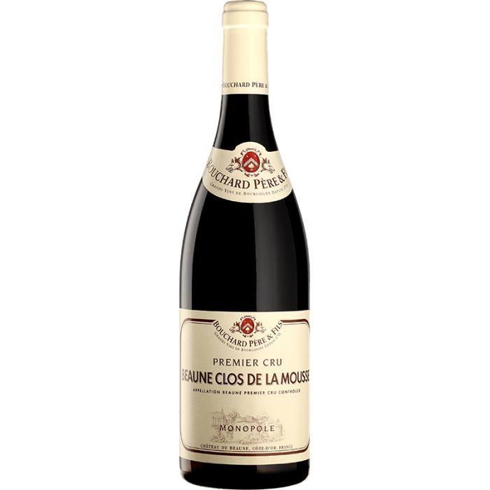 Maison Bouchard Père et Fils - Beaune Clos de la Mousse 1er Cru Monopole - Rouge - 2013 - 75cl