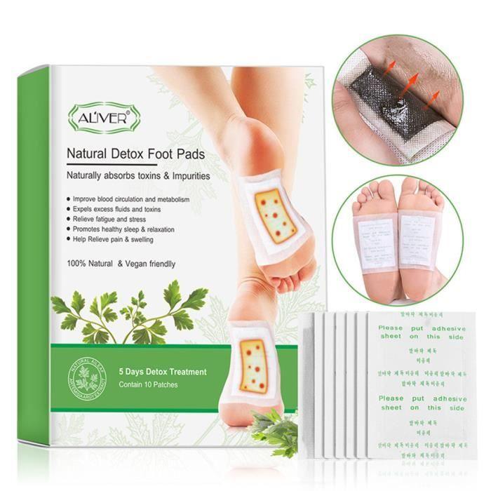 Ginger Foot Care Magic Patch Detox Foot Patch libère vos patchs pour les pieds Soin des pieds 26