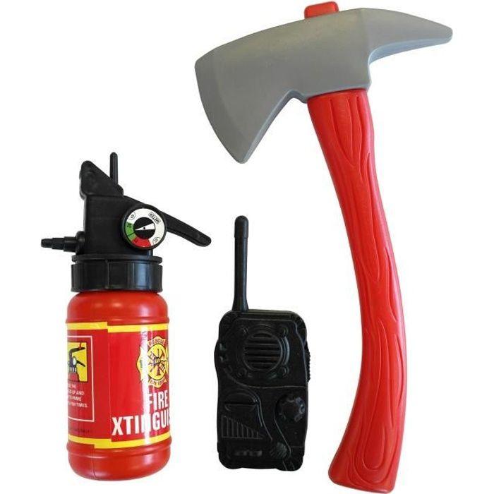 RUBIE'S Kit accessoires pompier